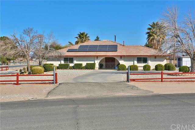 14127 Crow Road, Apple Valley, CA 92307 (#302443521) :: Cay, Carly & Patrick | Keller Williams