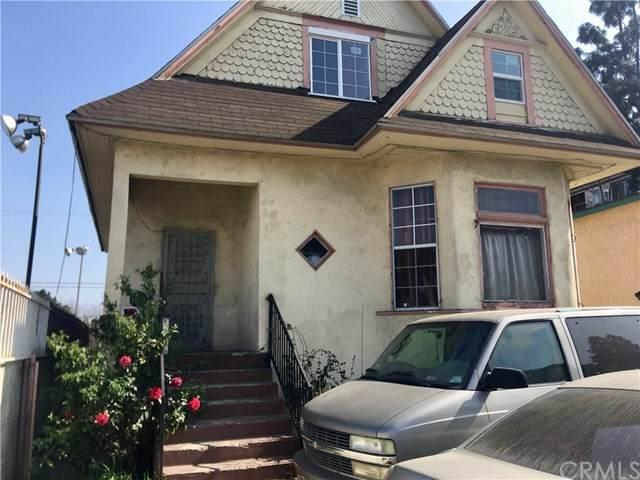 2614 S Central Avenue, Los Angeles, CA 90011 (#302443574) :: Farland Realty