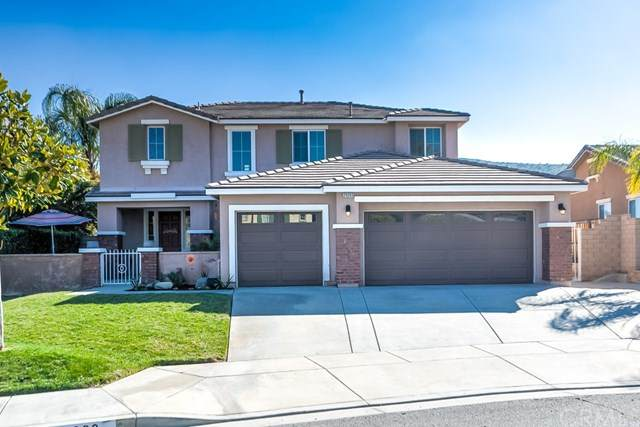 29393 Cascade Court, Lake Elsinore, CA 92530 (#302444279) :: Whissel Realty