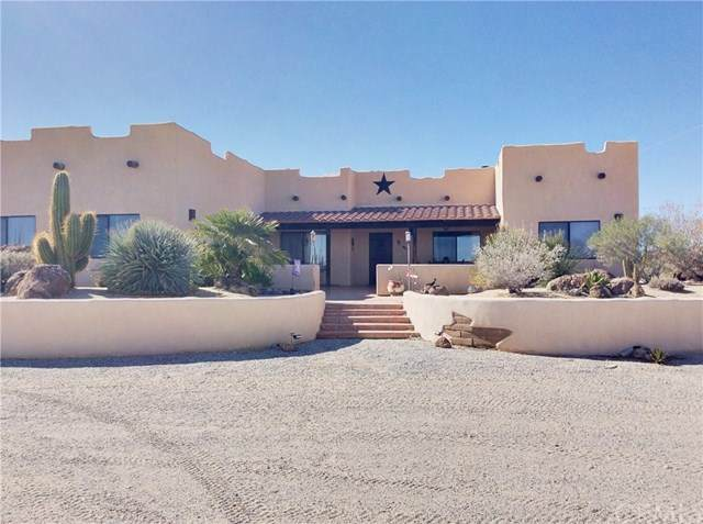5862 Noels Knoll Road, 29 Palms, CA 92277 (#302444287) :: Coldwell Banker West