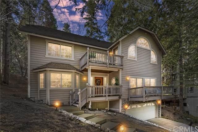 370 Bel Air Drive, Lake Arrowhead, CA 92352 (#302444449) :: Cay, Carly & Patrick   Keller Williams