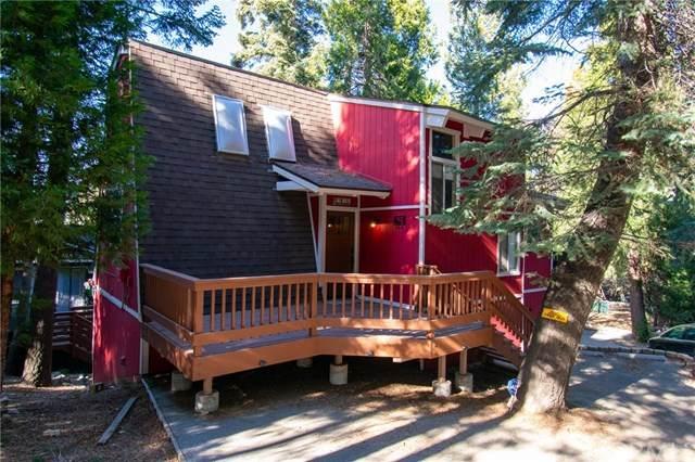 664 Circle Drive, Lake Arrowhead, CA 92352 (#302445844) :: Cay, Carly & Patrick   Keller Williams