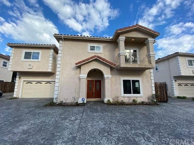 575 E 213th Street, Carson, CA 90745 (#302446211) :: Keller Williams - Triolo Realty Group