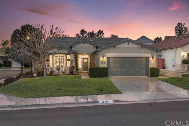 39365 Silver Oak Circle, Murrieta, CA 92563 (#302446474) :: Cay, Carly & Patrick | Keller Williams