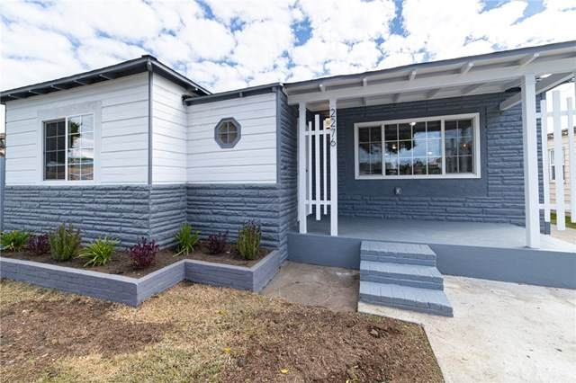 2276 Easy Avenue, Long Beach, CA 90810 (#302446479) :: Whissel Realty
