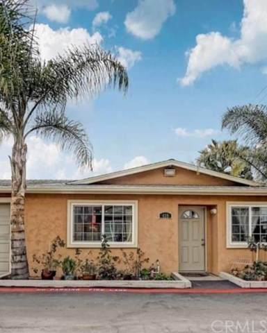 439 S Johnson Avenue, El Cajon, CA 92020 (#302446690) :: Whissel Realty