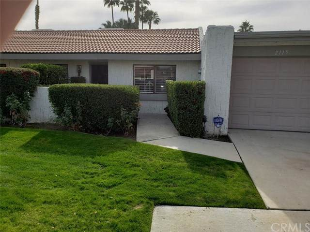 2115 Sunshine Way, Palm Springs, CA 92264 (#302446709) :: Coldwell Banker West
