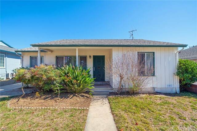 2058 Woods Avenue, Monterey Park, CA 91754 (#302446956) :: Whissel Realty