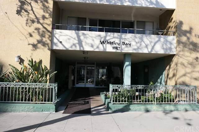 1187 E 3rd Street #211, Long Beach, CA 90802 (#302448410) :: Whissel Realty