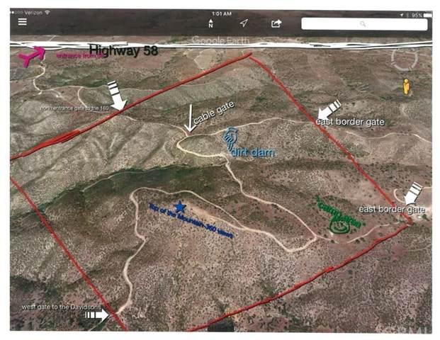 0 Calf Canyon, Creston, CA 93453 (#302448451) :: Keller Williams - Triolo Realty Group