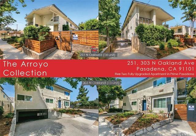 251 N Oakland Avenue, Pasadena, CA 91101 (#302449114) :: Cay, Carly & Patrick | Keller Williams