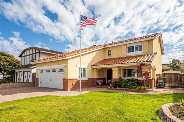 1908 Eleanor Place, Lomita, CA 90717 (#302449343) :: Keller Williams - Triolo Realty Group
