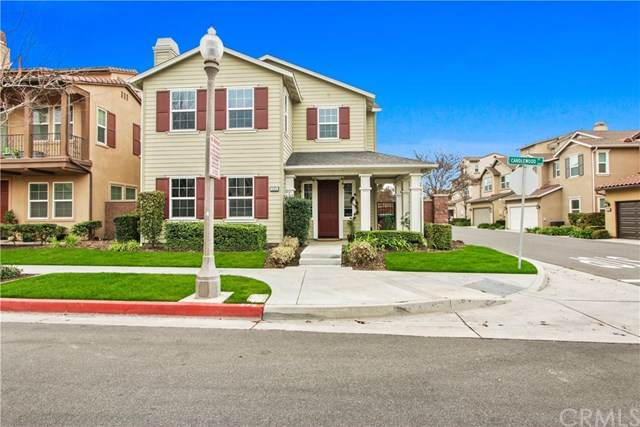 8565 Candlewood Street, Chino, CA 91708 (#302449760) :: Cay, Carly & Patrick | Keller Williams
