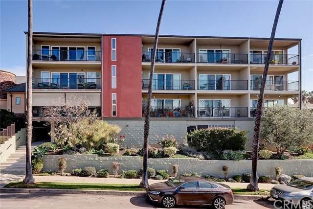 110 Termino Avenue #206, Long Beach, CA 90803 (#302450426) :: Pugh-Thompson & Associates