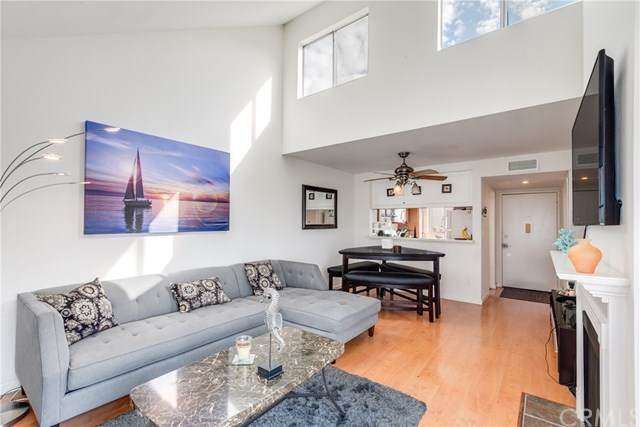 628 Daisy Avenue #416, Long Beach, CA 90802 (#302451696) :: Coldwell Banker West