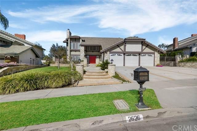 2626 Camino Del Sol, Fullerton, CA 92833 (#302452719) :: Cane Real Estate