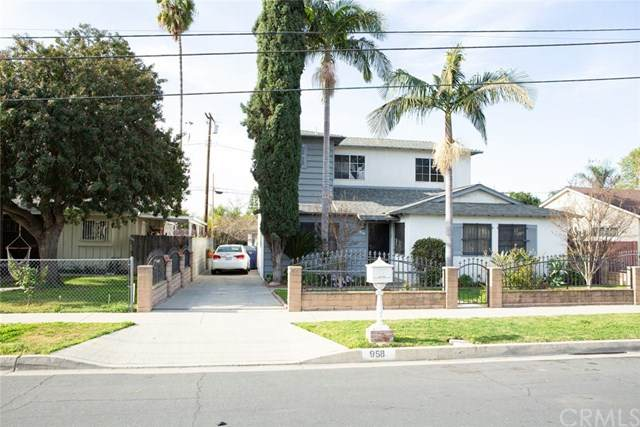 958 Newington Street, DUARTE, CA 91010 (#302453124) :: Whissel Realty