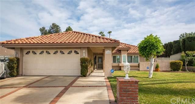 1652 Avenida Entrada, San Dimas, CA 91773 (#302453297) :: Cay, Carly & Patrick | Keller Williams