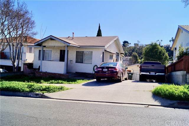 1116 Knoll Drive, Monterey Park, CA 91754 (#302454623) :: Whissel Realty