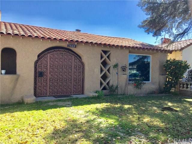 1562 Ronan Avenue, Wilmington, CA 90744 (#302458236) :: Cane Real Estate