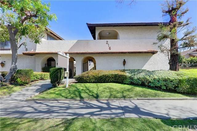 216 N Alhambra Avenue A, Monterey Park, CA 91755 (#302458751) :: COMPASS
