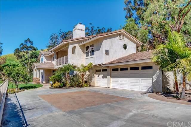 167 Canada Sombre Road, La Habra Heights, CA 90631 (#302460181) :: Keller Williams - Triolo Realty Group
