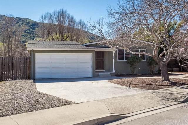 241 Craig Way, San Luis Obispo, CA 93405 (#302461087) :: Whissel Realty