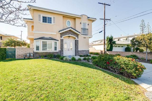 1123 Sunset Blvd B, Arcadia, CA 91007 (#302461581) :: Whissel Realty