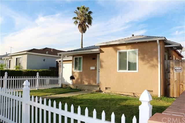 4131 W 163rd Street, Lawndale, CA 90260 (#302462757) :: Keller Williams - Triolo Realty Group