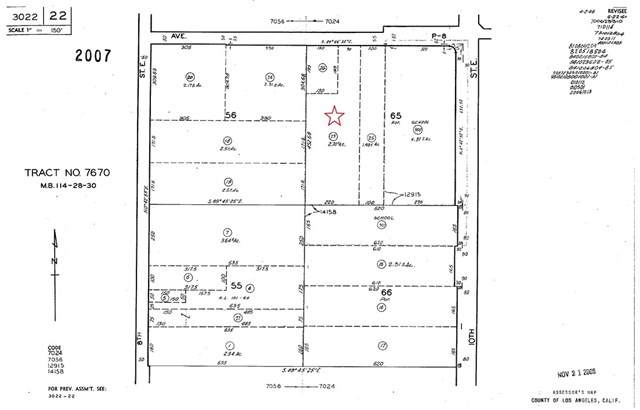 916 E Avenue P8, Palmdale, CA 93550 (#302463012) :: Keller Williams - Triolo Realty Group