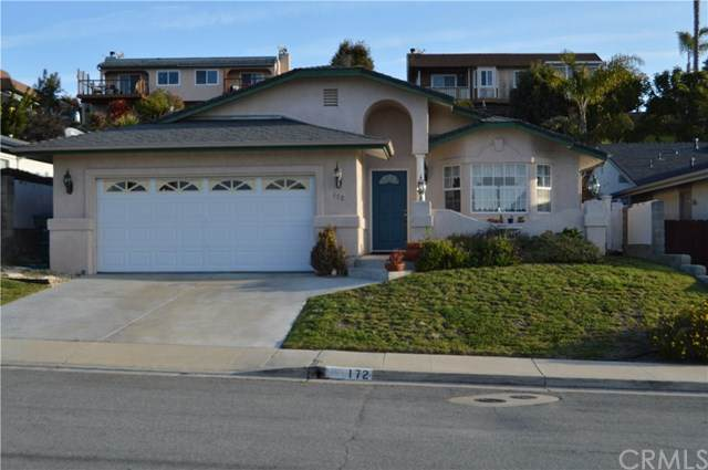 172 Irish Way, Pismo Beach, CA 93449 (#302465478) :: Keller Williams - Triolo Realty Group
