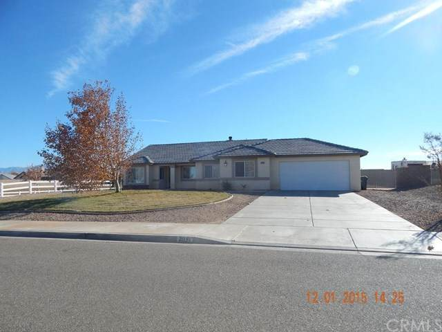 21191 Champanel Road, Apple Valley, CA 92308 (#302465832) :: Keller Williams - Triolo Realty Group