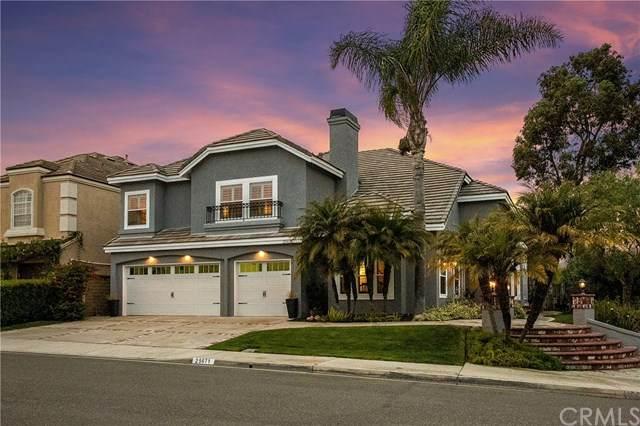 25671 Rolling Hills Road, Laguna Hills, CA 92653 (#302467504) :: Keller Williams - Triolo Realty Group