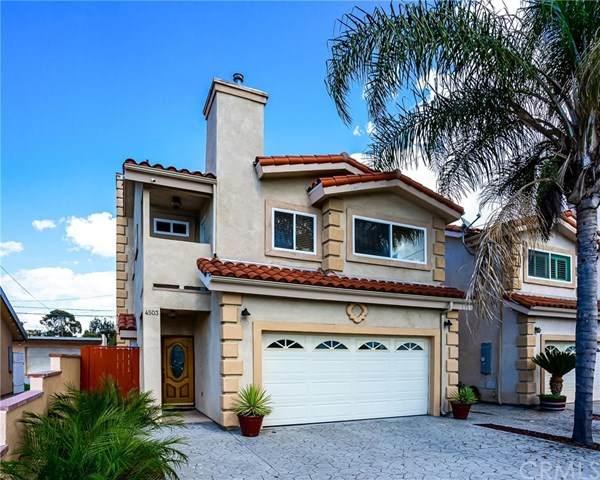 4503 W 161st Street, Lawndale, CA 90260 (#302467630) :: Keller Williams - Triolo Realty Group