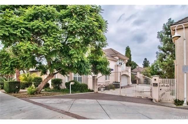 436 Sefton Avenue F, Monterey Park, CA 91755 (#302468085) :: COMPASS