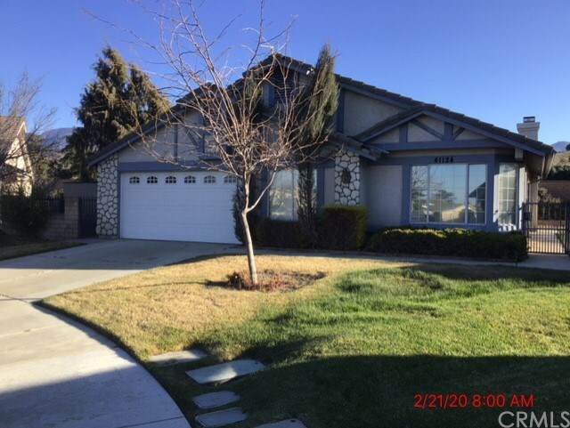 41124 Round Hill Court, Cherry Valley, CA 92223 (#302469072) :: Keller Williams - Triolo Realty Group