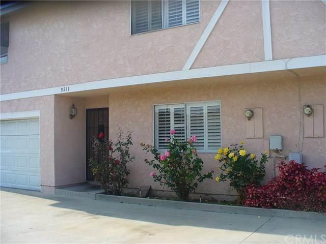 9211 Cedar Street #3, Bellflower, CA 90706 (#302469614) :: Keller Williams - Triolo Realty Group