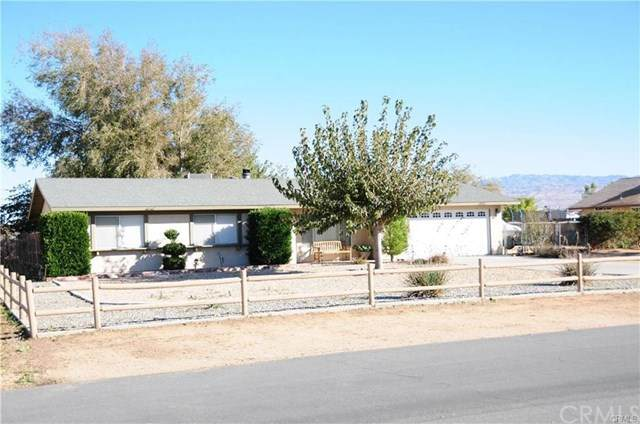 11915 Running Deer Road, Apple Valley, CA 92308 (#302470021) :: Keller Williams - Triolo Realty Group
