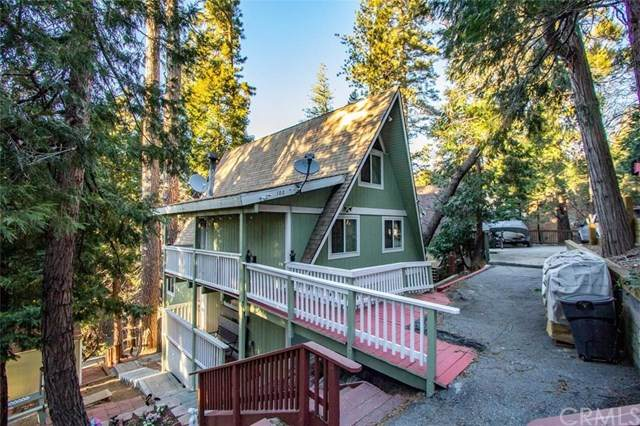 102 State Highway 173, Lake Arrowhead, CA 92352 (#302470084) :: Compass