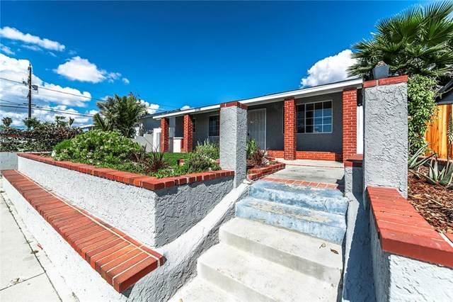 1119 W Sandison Street, Wilmington, CA 90744 (#302470087) :: Cane Real Estate