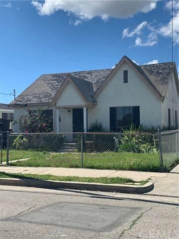 1551 N Neptune Avenue, Wilmington, CA 90744 (#302472228) :: Cane Real Estate