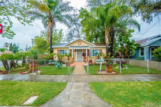 607 E 8th Street, Pomona, CA 91766 (#302472516) :: COMPASS