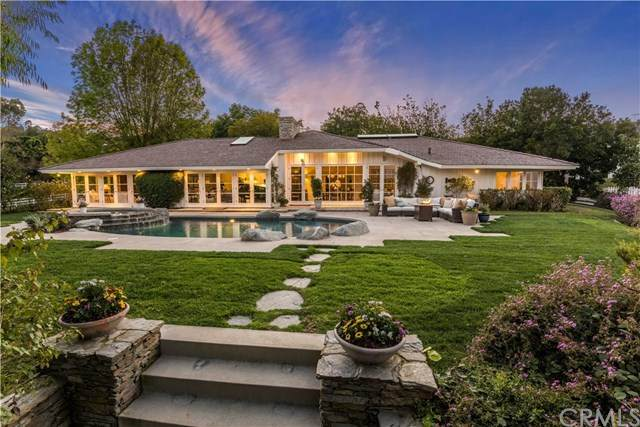 7 Chesterfield Road, Rolling Hills, CA 90274 (#302472847) :: Keller Williams - Triolo Realty Group