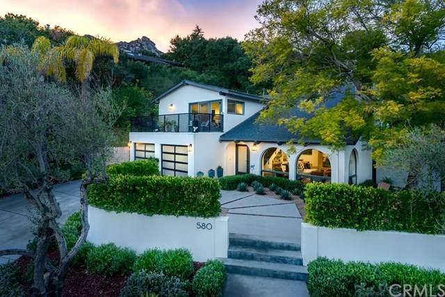 580 Oakridge Drive, San Luis Obispo, CA 93405 (#302472892) :: Whissel Realty