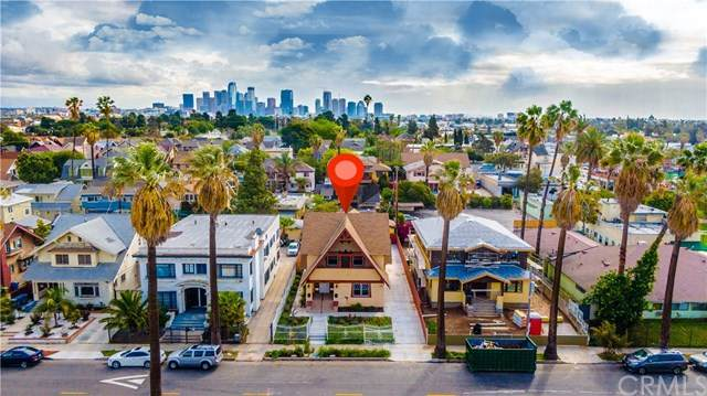 1818 S Harvard Boulevard, Los Angeles, CA 90006 (#302473197) :: Whissel Realty
