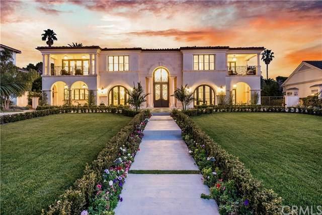 1816 Paseo Del Mar, Palos Verdes Estates, CA 90274 (#302474665) :: Keller Williams - Triolo Realty Group