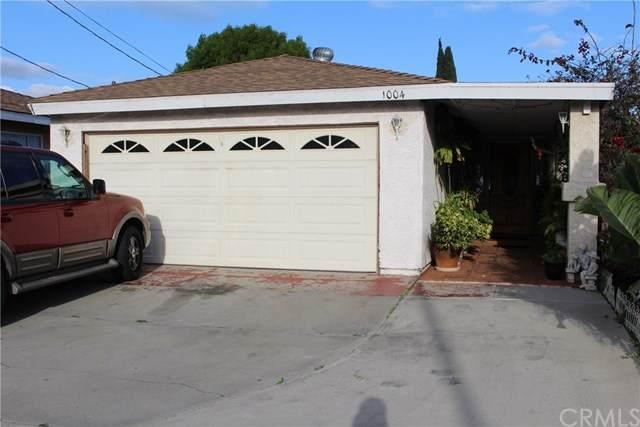 1004 Pioneer Avenue, Wilmington, CA 90744 (#302475294) :: Cane Real Estate