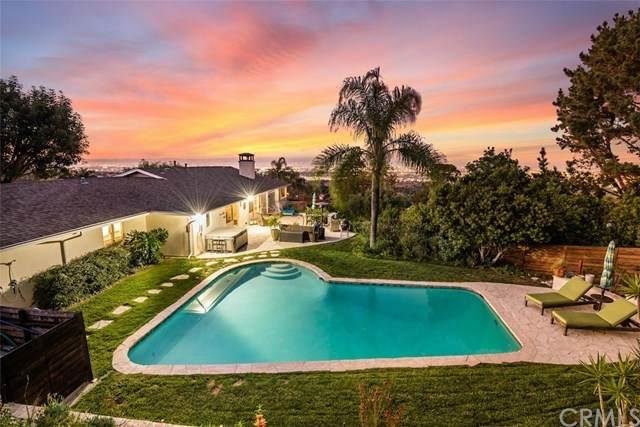 27330 Rainbow Ridge Road, Palos Verdes Peninsula, CA 90274 (#302475676) :: Keller Williams - Triolo Realty Group
