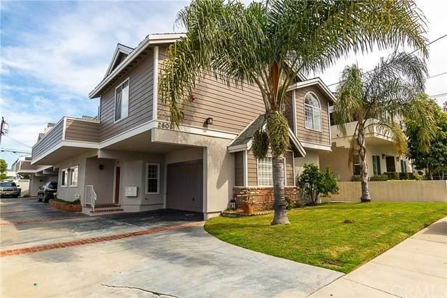 2605 Mathews Avenue A, Redondo Beach, CA 90278 (#302476484) :: Keller Williams - Triolo Realty Group