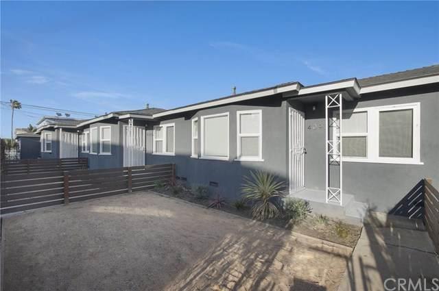 4091 W Rosecrans Avenue, Hawthorne, CA 90250 (#302476627) :: Keller Williams - Triolo Realty Group